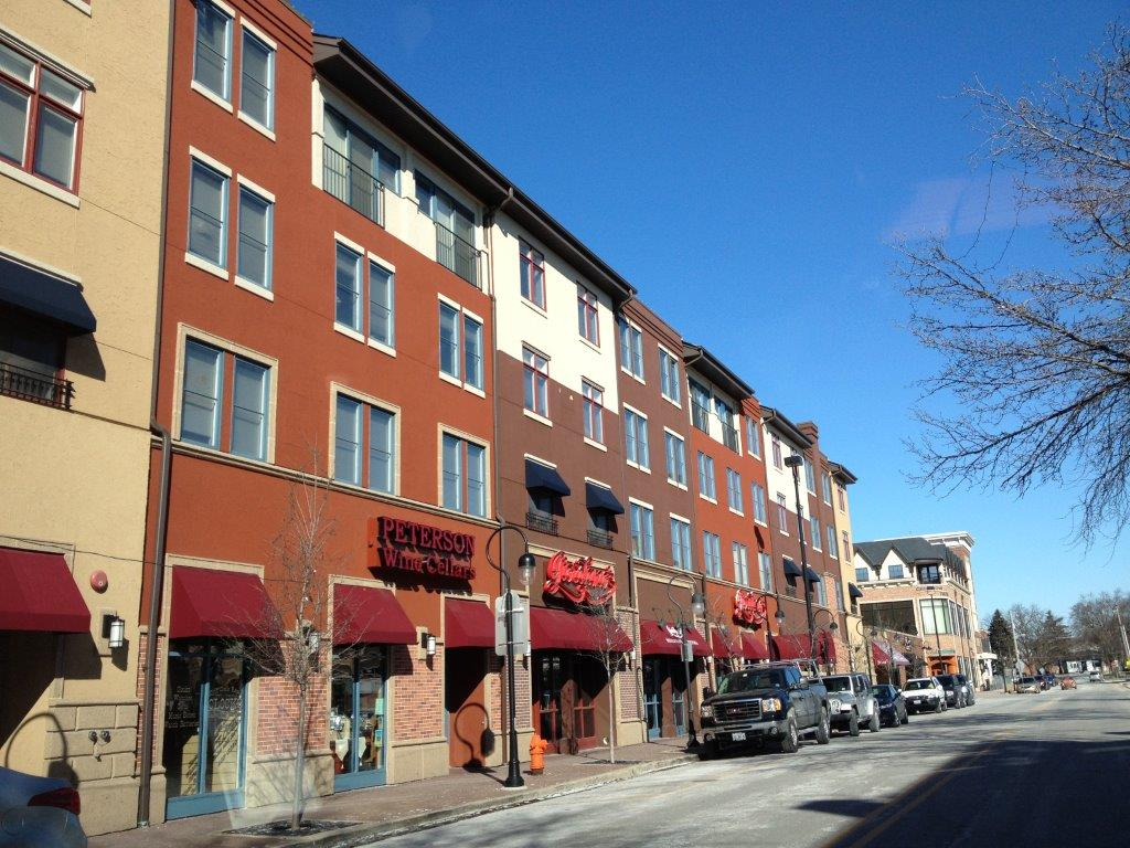 randolph street realty property one nineteen on main luxry apartment homes apartments retail spaces naperville illinois il